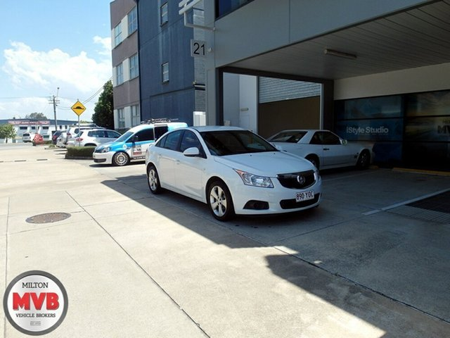 Used Holden Cruze CD, Eagle Farm, 2012 Holden Cruze CD Sedan