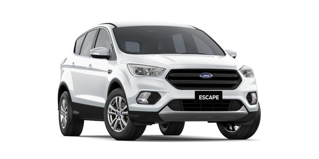 Discounted New Ford Escape Ambiente 2WD, Warwick Farm, 2019 Ford Escape Ambiente 2WD Wagon