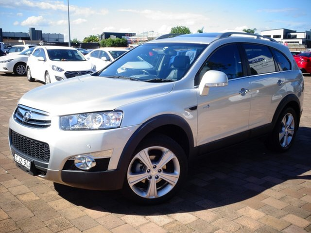 Discounted Used Holden Captiva 7 AWD LX, Narellan, 2012 Holden Captiva 7 AWD LX SUV
