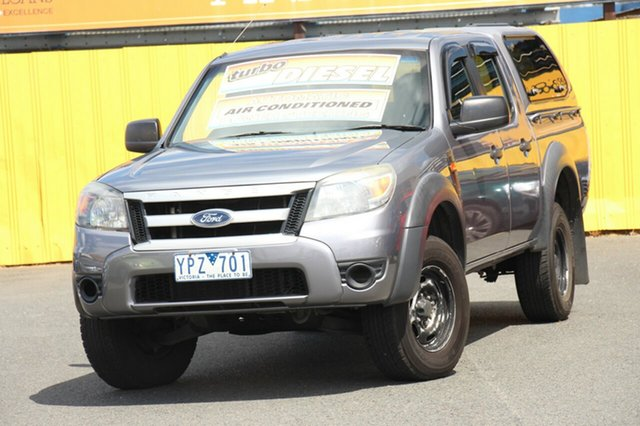 Used Ford Ranger XL Crew Cab, Cheltenham, 2010 Ford Ranger XL Crew Cab Cab Chassis