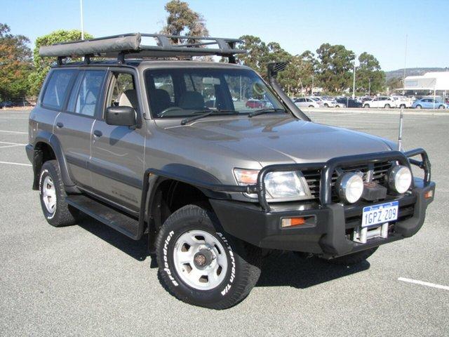 Used Nissan Patrol ST, Maddington, 2001 Nissan Patrol ST Wagon