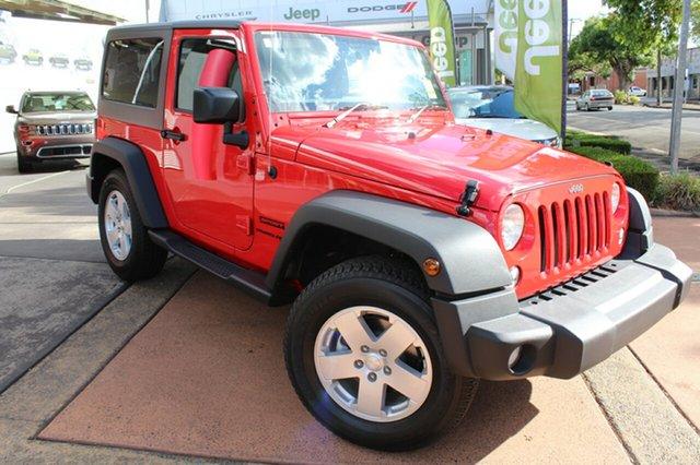 New Jeep Wrangler Sport, Toowoomba, 2018 Jeep Wrangler Sport Softtop