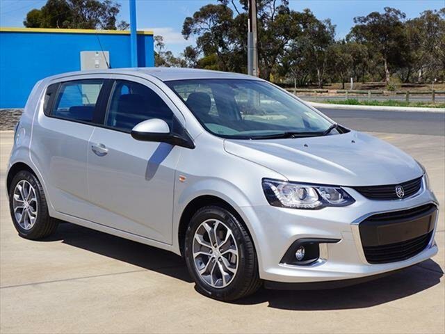 Demonstrator, Demo, Near New Holden Barina LS, Berri, 2018 Holden Barina LS Hatchback