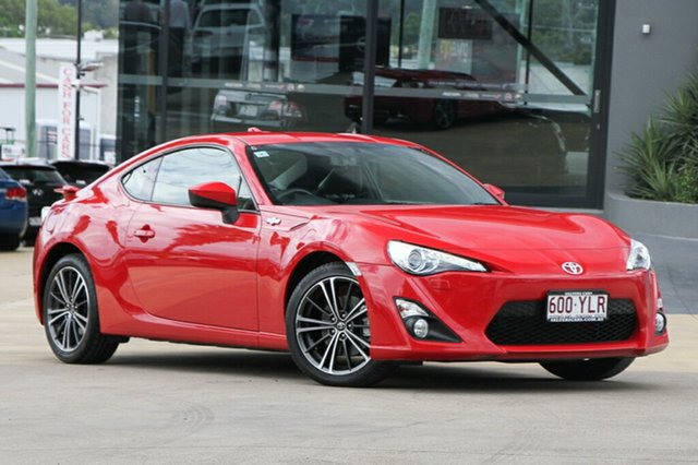 Used Toyota 86 GTS, Indooroopilly, 2016 Toyota 86 GTS Coupe