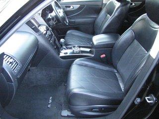 2016 Infiniti QX70 GT Wagon.