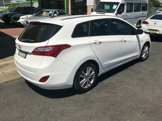 2014 Hyundai i30 Active Wagon.