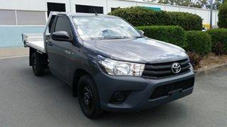 Used Toyota Hilux Workmate 4x2, Acacia Ridge, 2015 Toyota Hilux Workmate 4x2 GUN122R Cab Chassis