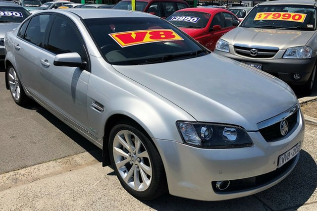 Used Holden Calais V ONE OWNER with BOOKS, Cheltenham, 2009 Holden Calais V ONE OWNER with BOOKS Sedan