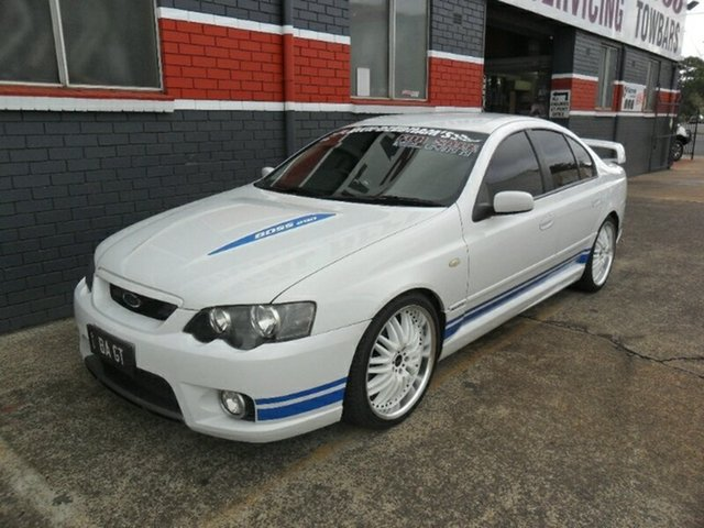 Used Ford Performance Vehicles GT, Redcliffe, 2004 Ford Performance Vehicles GT Sedan