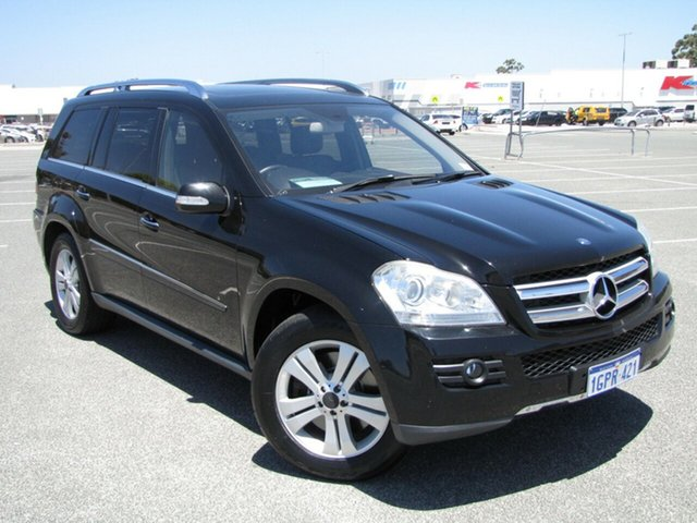 Used Mercedes-Benz GL320 CDI, Maddington, 2008 Mercedes-Benz GL320 CDI Wagon