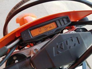2018 KTM 250 EXC 250CC.