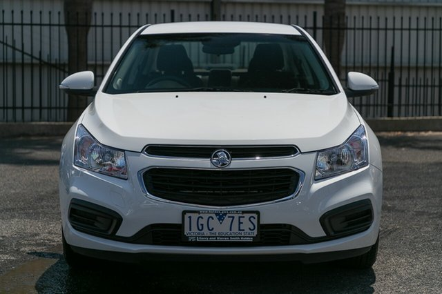 Used Holden Cruze Equipe, Oakleigh, 2015 Holden Cruze Equipe JH MY14 Sedan