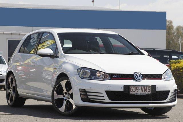 Used Volkswagen Golf GTI DSG, Beaudesert, 2014 Volkswagen Golf GTI DSG Hatchback