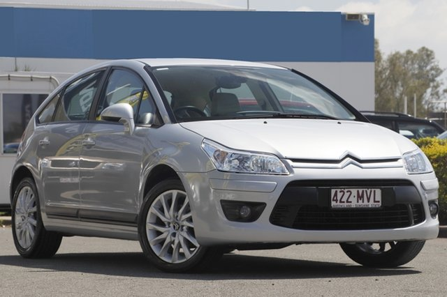 Used Citroen C4 Exclusive, Toowong, 2009 Citroen C4 Exclusive Hatchback