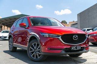 Demonstrator, Demo, Near New Mazda CX-5 GT (4x4) (5YR), Mulgrave, 2018 Mazda CX-5 GT (4x4) (5YR) MY18 (KF Series 2) Wagon