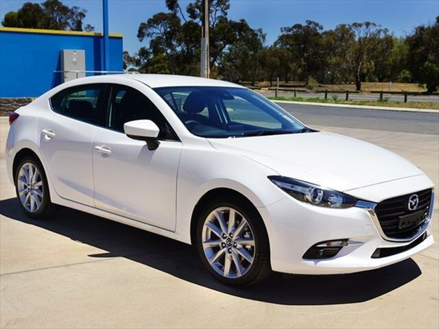 Demonstrator, Demo, Near New Mazda 3 SP25 SKYACTIV-Drive, Berri, 2018 Mazda 3 SP25 SKYACTIV-Drive Sedan