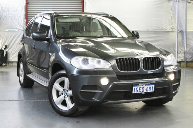 Used BMW X5 xDrive30d Steptronic, Myaree, 2010 BMW X5 xDrive30d Steptronic Wagon