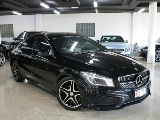 Used Mercedes-Benz CLA200 DCT, Albion, 2015 Mercedes-Benz CLA200 DCT Coupe