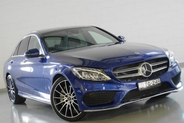 Used Mercedes-Benz C300 9G-TRONIC, Southport, 2017 Mercedes-Benz C300 9G-TRONIC Sedan