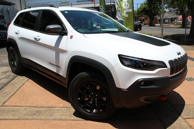 New Jeep Cherokee Trailhawk, Toowoomba, 2018 Jeep Cherokee Trailhawk Wagon