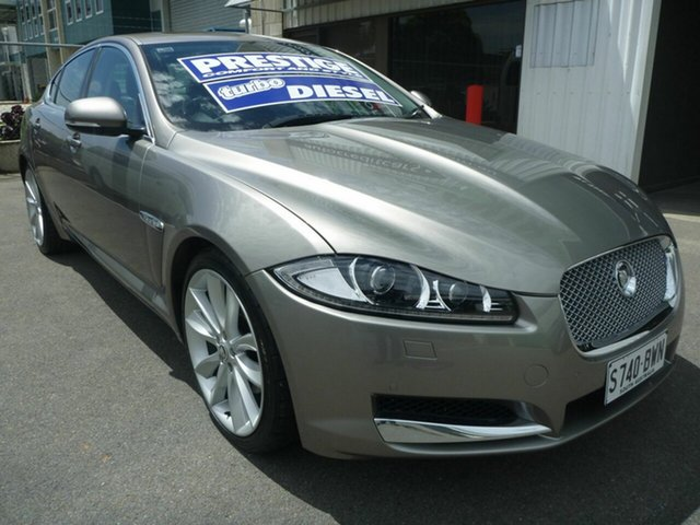 Used Jaguar XF Luxury, Edwardstown, 2011 Jaguar XF Luxury Sedan