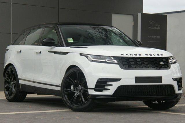 Demonstrator, Demo, Near New Land Rover Range Rover Velar D300 AWD R-Dynamic S, Narellan, 2018 Land Rover Range Rover Velar D300 AWD R-Dynamic S SUV