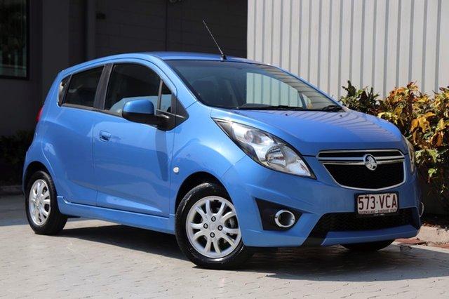 Used Holden Barina Spark CD, Cairns, 2014 Holden Barina Spark CD Hatchback