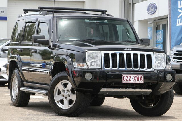 Used Jeep Commander Limited, Beaudesert, 2007 Jeep Commander Limited Wagon