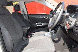 2011 Holden Captiva 5 SUV.