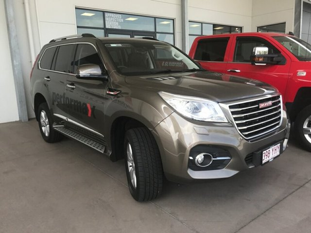 Used Haval H9 Ultra, North Lakes, 2018 Haval H9 Ultra Wagon
