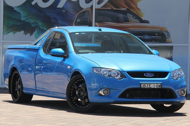 Used Ford Falcon XR6 Ute Super Cab Limited Edition, Southport, 2011 Ford Falcon XR6 Ute Super Cab Limited Edition Utility