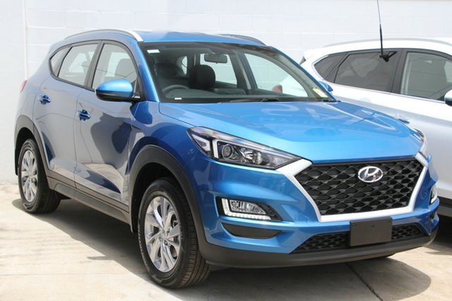 Demonstrator, Demo, Near New Hyundai Tucson Active X 2WD, Beaudesert, 2018 Hyundai Tucson Active X 2WD Wagon