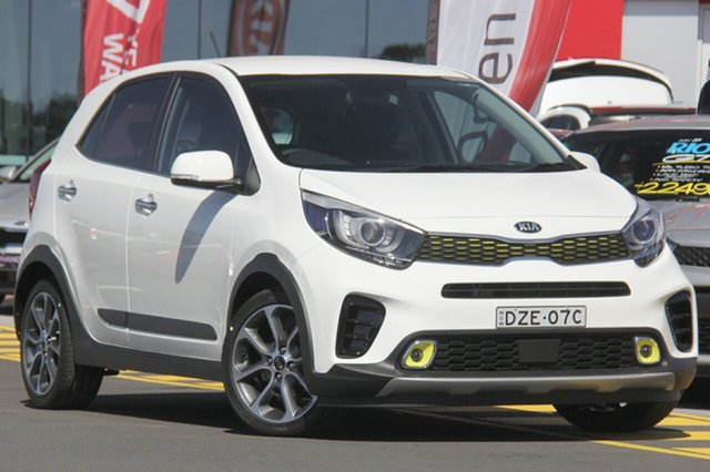 Demonstrator, Demo, Near New Kia Picanto AO Edition, Southport, 2018 Kia Picanto AO Edition Hatchback