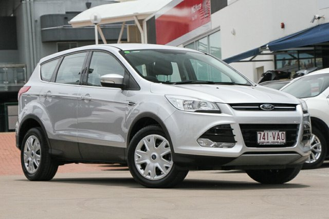 Used Ford Kuga Ambiente AWD, Indooroopilly, 2014 Ford Kuga Ambiente AWD Wagon