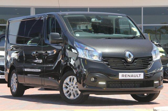 Discounted Demonstrator, Demo, Near New Renault Trafic 103KW Low Roof LWB, Warwick Farm, 2018 Renault Trafic 103KW Low Roof LWB Van