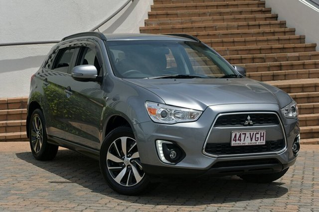 Discounted Used Mitsubishi ASX LS 2WD, Southport, 2014 Mitsubishi ASX LS 2WD SUV