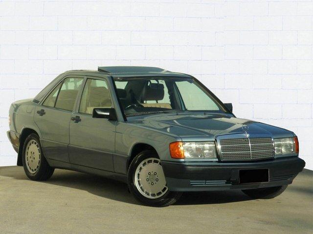 Used Mercedes-Benz 190 E, Moorooka, 1989 Mercedes-Benz 190 E Sedan