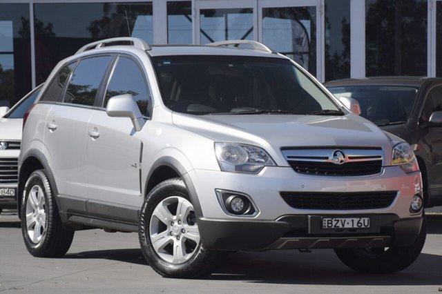 Used Holden Captiva 5, Southport, 2011 Holden Captiva 5 SUV