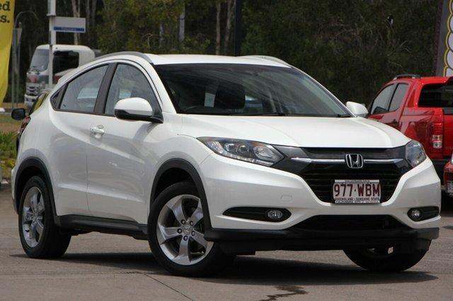 Used Honda HR-V VTi-S, Caloundra, 2015 Honda HR-V VTi-S Hatchback