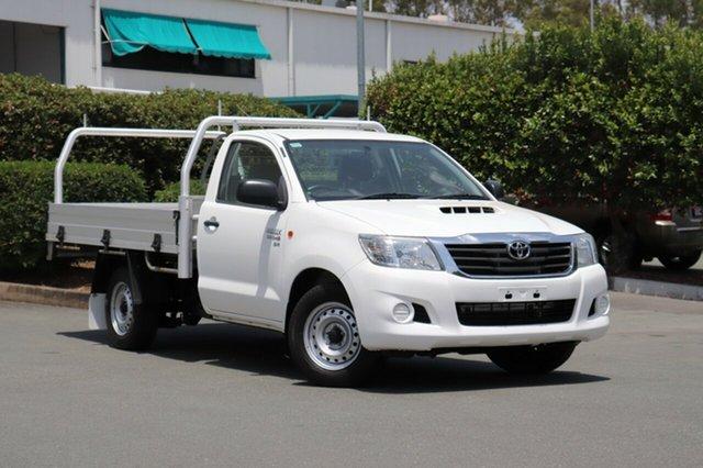 Used Toyota Hilux SR 4x2, Acacia Ridge, 2013 Toyota Hilux SR 4x2 KUN16R MY14 Cab Chassis