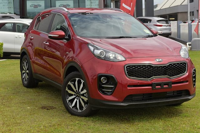 Demonstrator, Demo, Near New Kia Sportage SLi AWD, Warwick Farm, 2018 Kia Sportage SLi AWD SUV