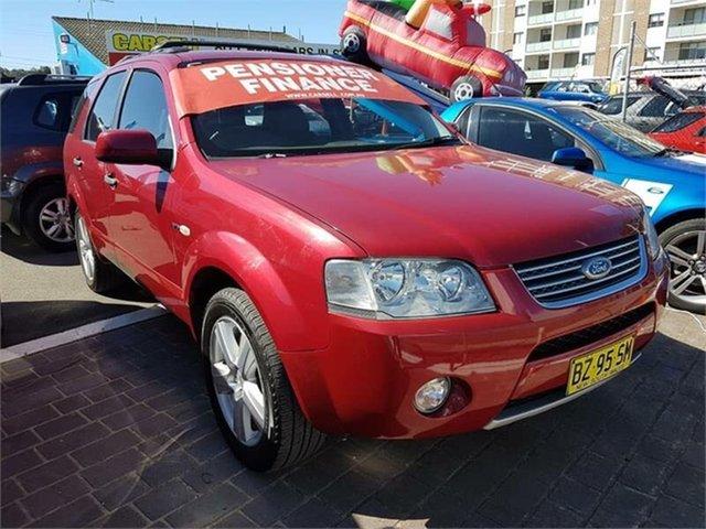 Used Ford Territory Ghia AWD, Campbelltown, 2006 Ford Territory Ghia AWD Wagon