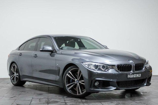 Used BMW 435i Gran Coupe M Sport, Rozelle, 2015 BMW 435i Gran Coupe M Sport Coupe