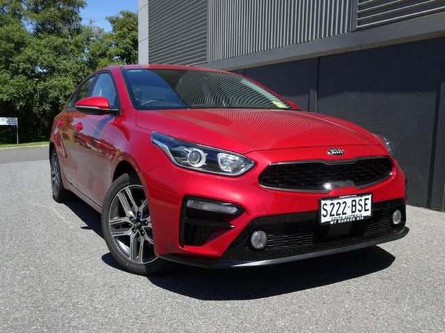 Discounted Demonstrator, Demo, Near New Kia Cerato Sport, Cheltenham, 2018 Kia Cerato Sport Sedan