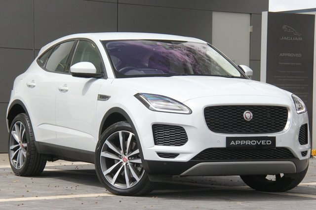 Discounted Used Jaguar E-PACE D240 AWD SE, Campbelltown, 2017 Jaguar E-PACE D240 AWD SE SUV