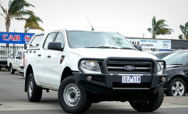 Used Ford Ranger XL Double Cab, Cheltenham, 2014 Ford Ranger XL Double Cab Utility