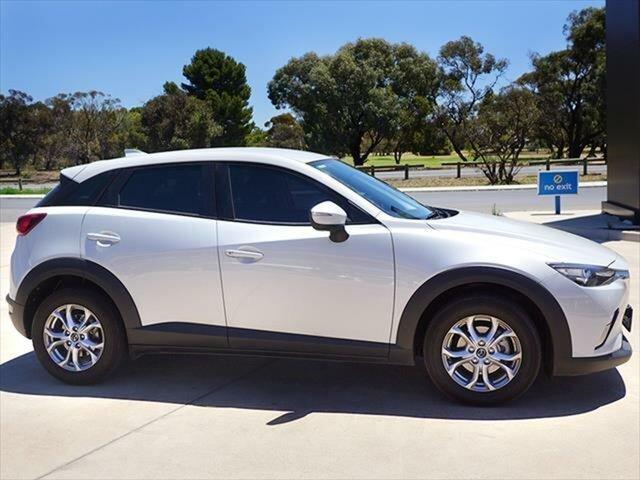 Used Mazda CX-3 Maxx SKYACTIV-Drive, Berri, 2015 Mazda CX-3 Maxx SKYACTIV-Drive Wagon