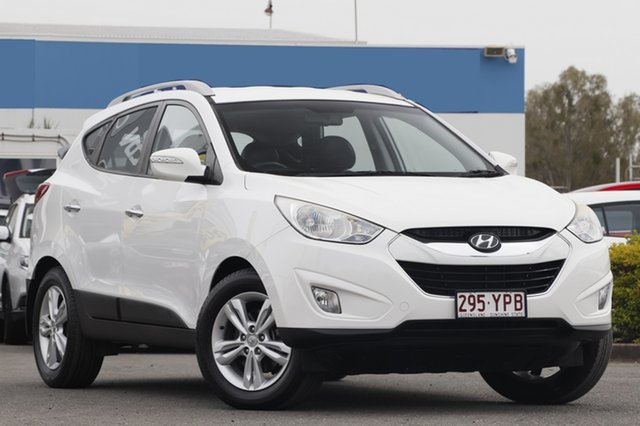 Used Hyundai ix35 Elite AWD, Beaudesert, 2013 Hyundai ix35 Elite AWD Wagon