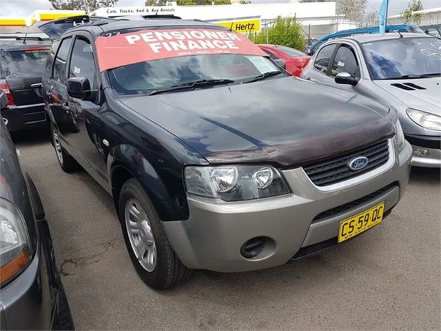 Used Ford Territory TX, Campbelltown, 2007 Ford Territory TX Wagon
