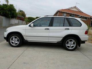 2004 BMW X5 d Steptronic Wagon.